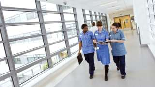 Thousands of NHS posts lie vacant