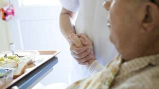 'Major gaps' in end-of-life care