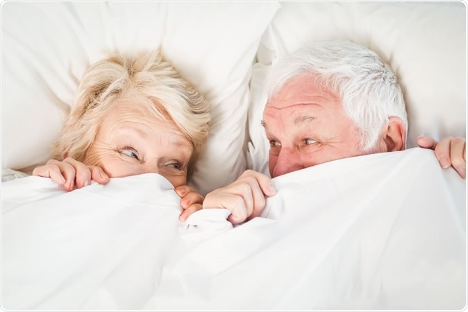 Oldies who have sex happier and healthier, says new study